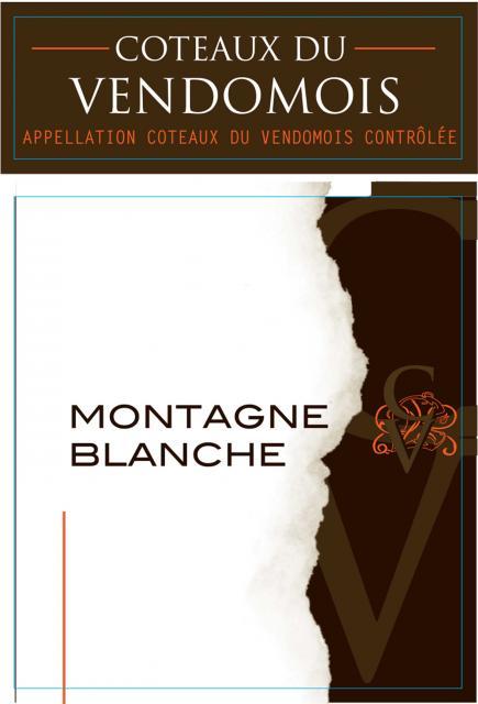 Coteaux du Vendomois Rouge Montagne Blanche