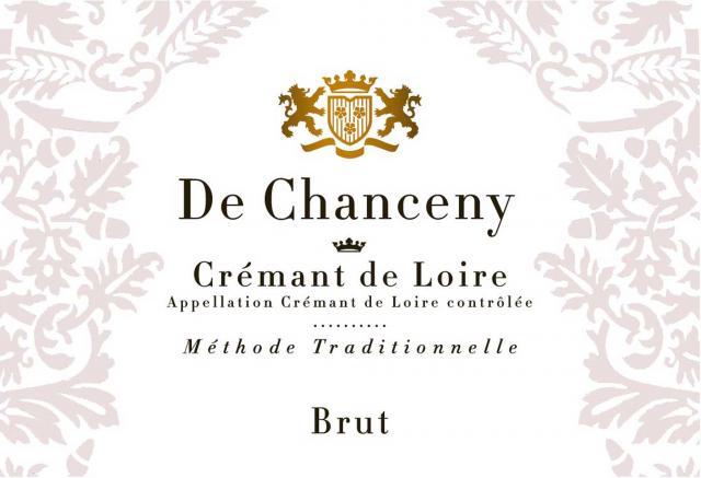 Cremant de Loire Brut De Chanceny