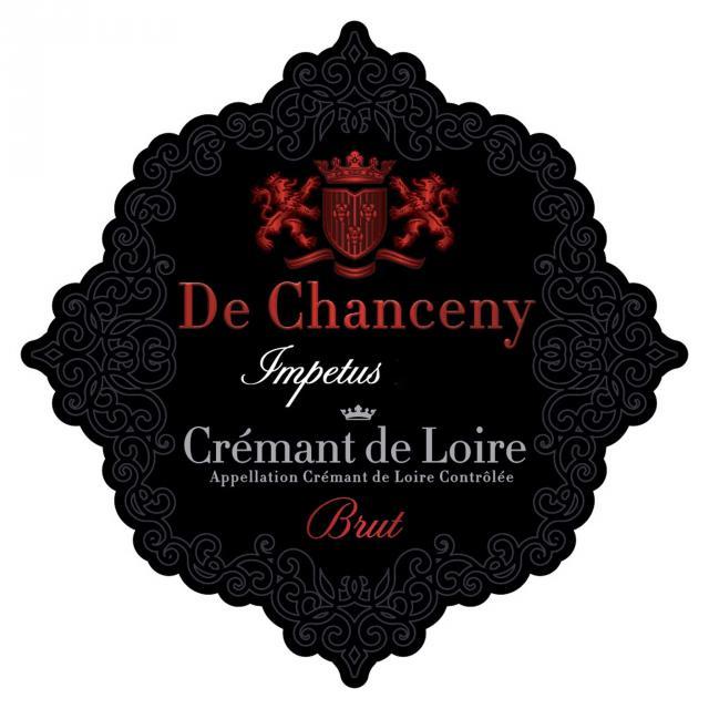 Cremant de Loire Brut Impetus De Chanceny