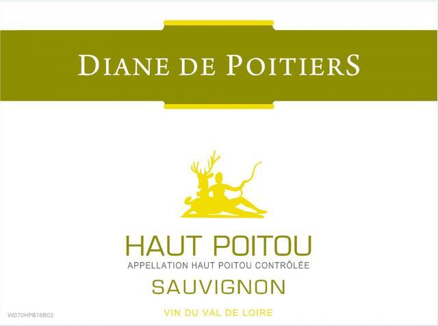 Haut Poitou Blanc Diane de Poitiers