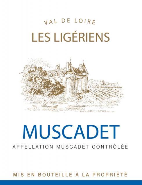 Muscadet Blanc Les Ligeriens