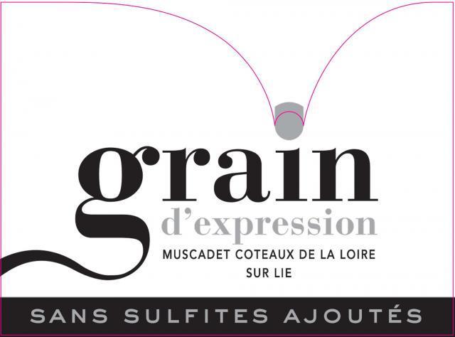 Muscadet Coteaux de la Loire sur Lie Blanc Grain d expression