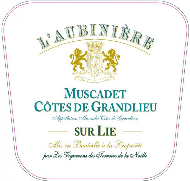 Muscadet Cotes de Grandlieu L Aubiniere