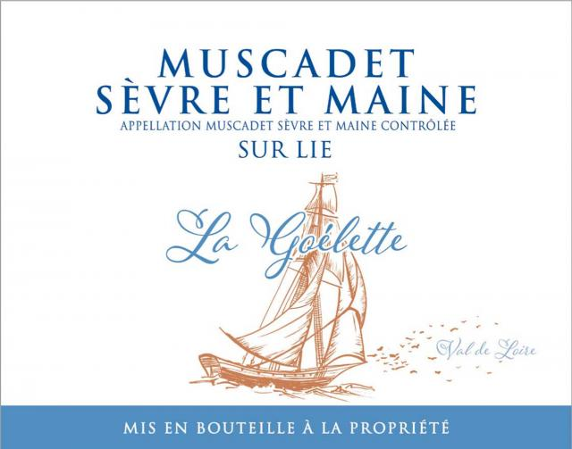 Muscadet Sevre et Maine Blanc La Goelette