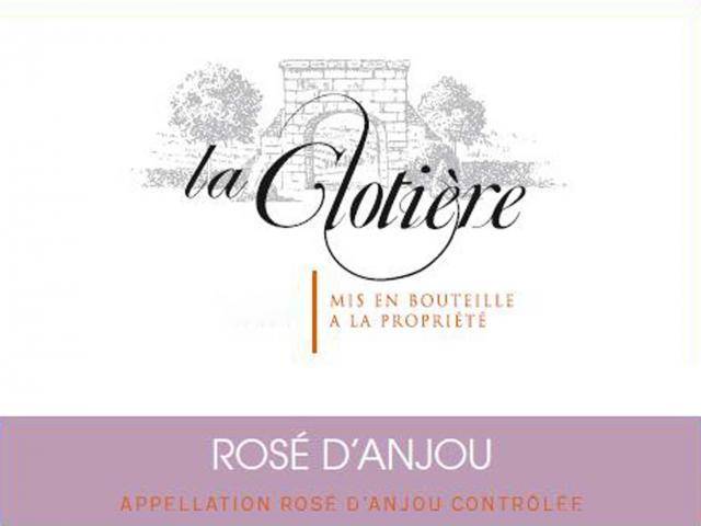 Rose d Anjou La Clotiere