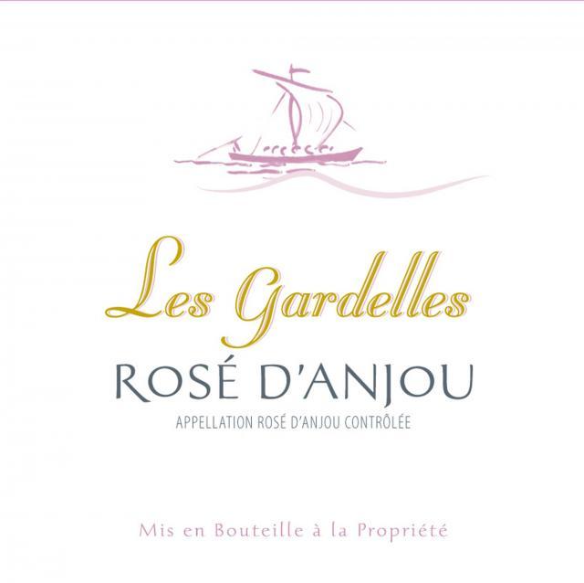 Rose d Anjou Les Gardelles