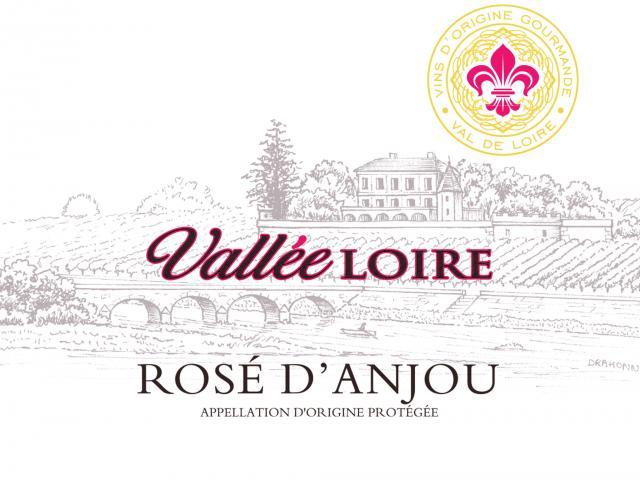 Rose d Anjou Vallee Loire