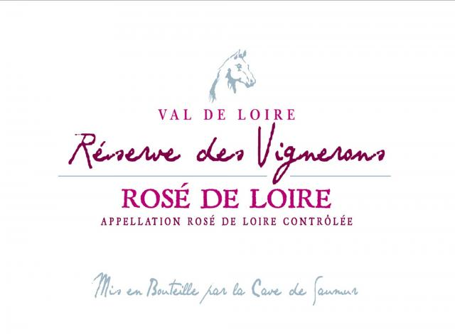 Rose de Loire Reserve des Vignerons