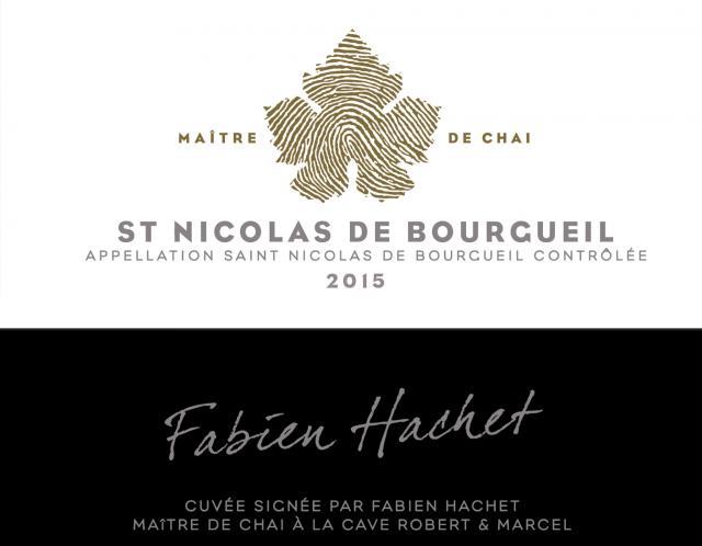 Saint Nicolas de  Bourgueil Rouge MaitredeChai FabienHachet