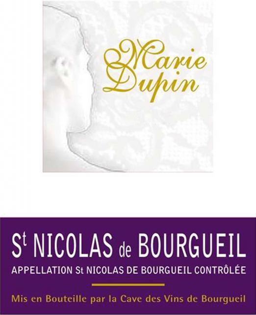 Saint Nicolas de Bourgueil Rouge Marie Dupin