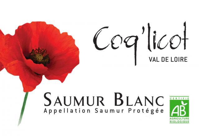 Saumur Blanc BIO Coq licot