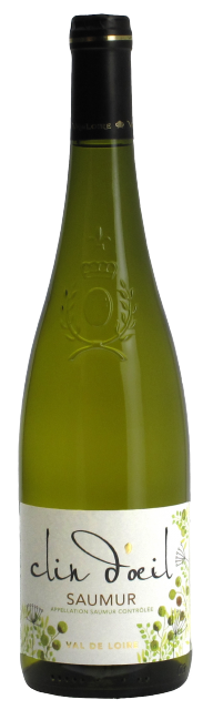 Saumur blanc Clin d'Oeil