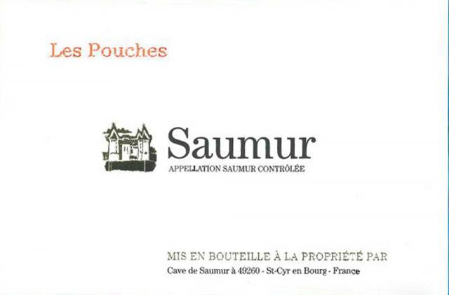 Saumur Blanc Cuvee Les Pouches