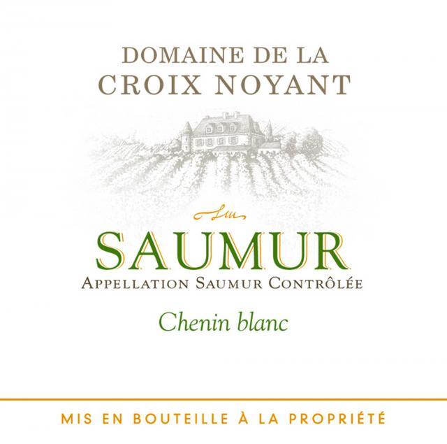 Saumur Blanc Domaine de la Croix Noyant