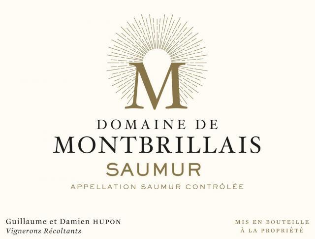 Saumur Blanc Domaine de Montbrillais