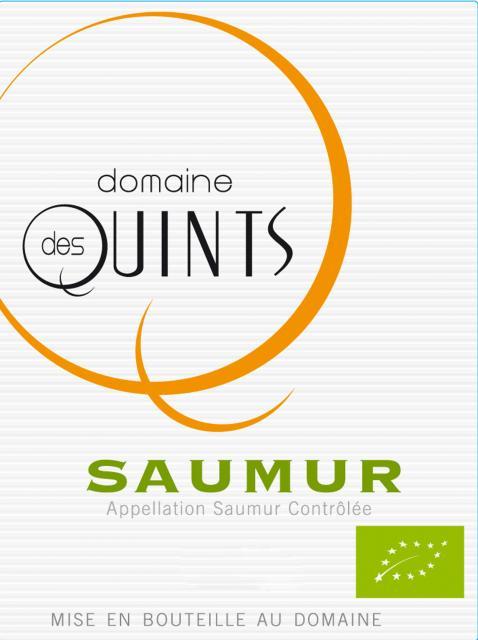 Saumur Blanc Domaine des Quints