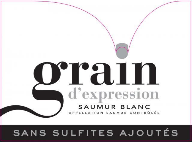 Saumur Blanc Grain d Expression
