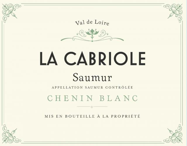 Saumur Blanc La Cabriole