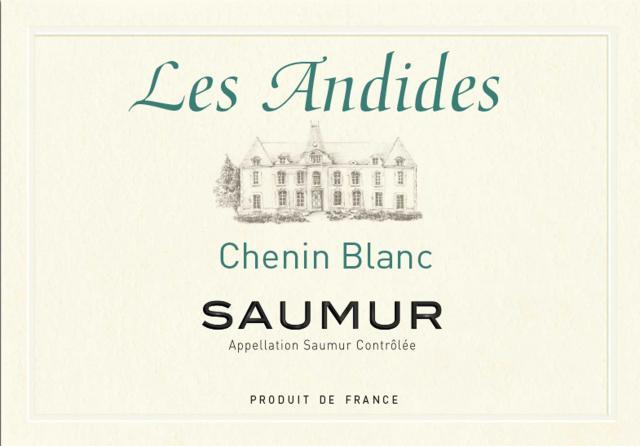 Saumur Blanc Les Andides