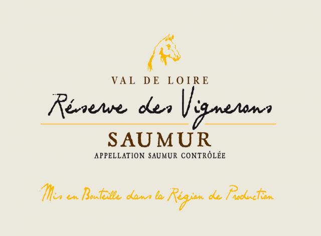 Saumur Blanc Reserve des Vignerons