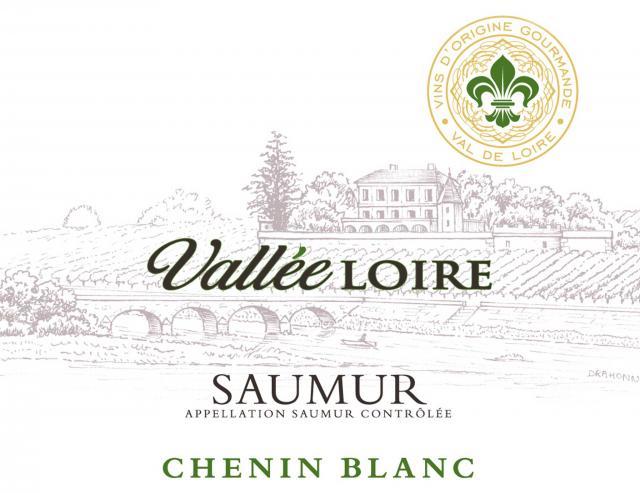 Saumur Blanc Vallee Loire