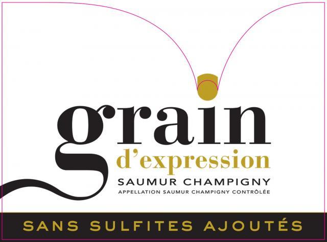 Saumur Champigny Grain d expression