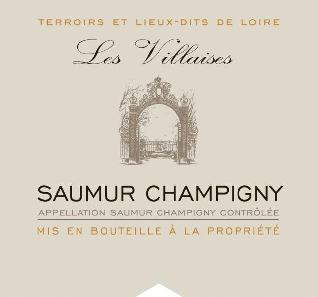 Saumur Champigny Lieu Dit Les Villaises