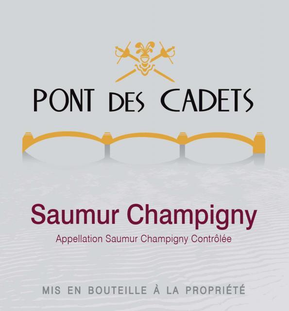 Saumur Champigny Pont des Cadets