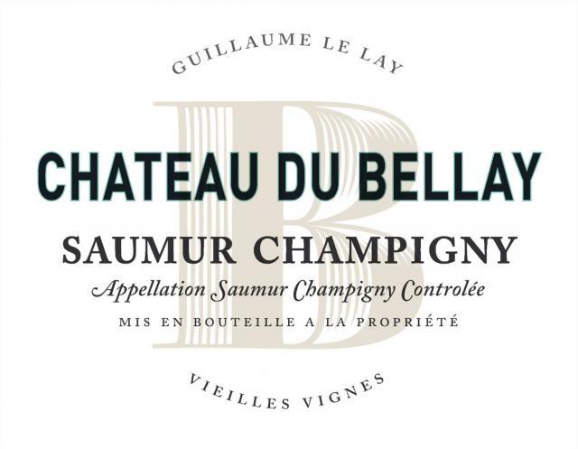 Saumur Champigny Rouge Chateau du Bellay VV