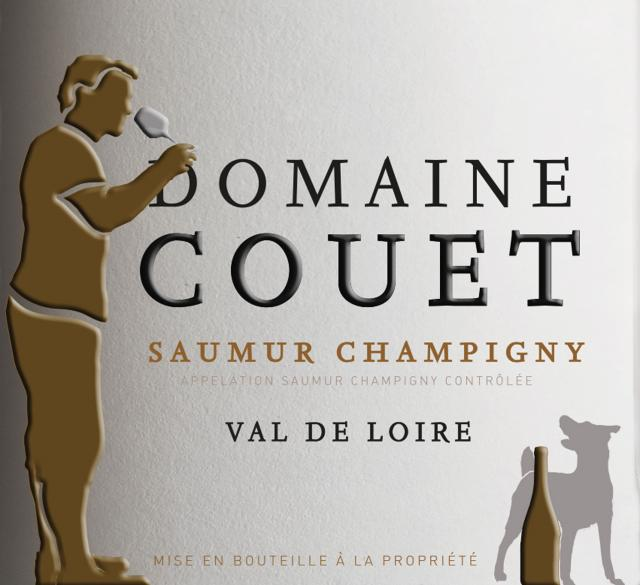 Saumur Champigny Rouge Domaine Couet