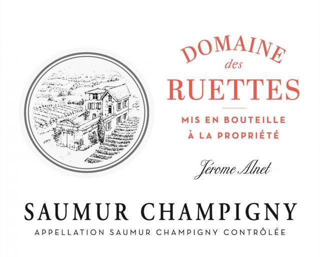 Saumur Champigny Rouge Domaine des Ruettes