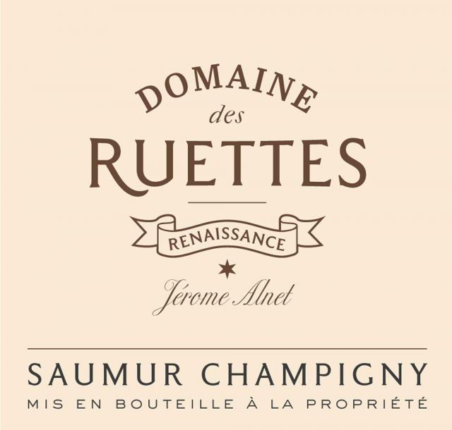 Saumur Champigny Rouge Domaine des Ruettes Rennaissance