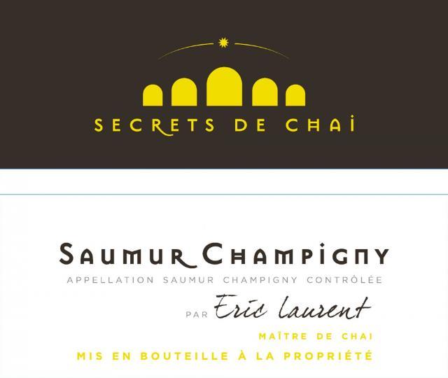 Saumur Champigny Rouge Secrets de Chai