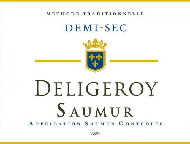 Saumur Demi Sec Blanc Deligeroy