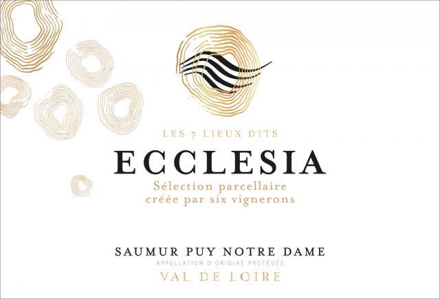Saumur Puy Notre Dame Rouge Ecclesia