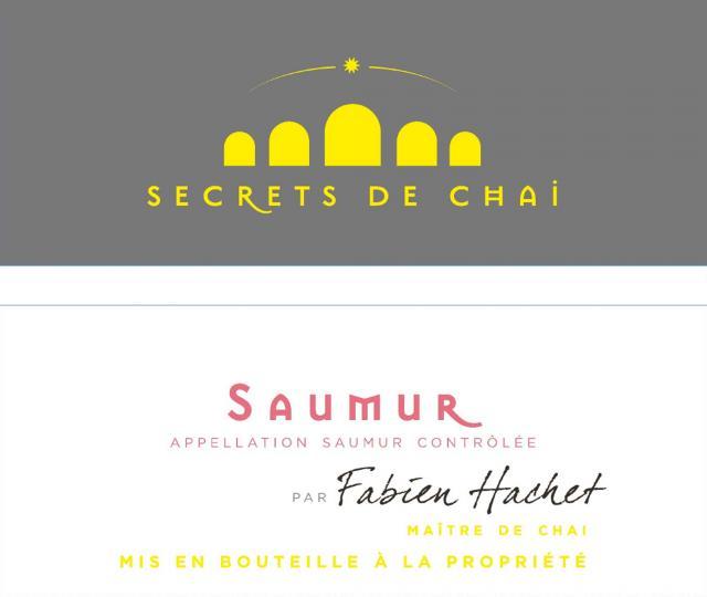 Saumur Rose Secrets de Chai