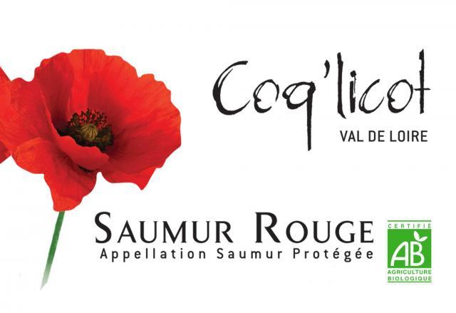 Saumur Rouge BIO Coq licot
