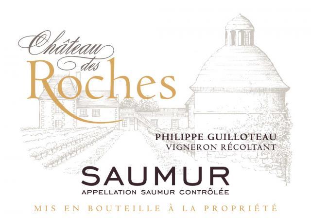 Saumur Rouge Chateau des Roches