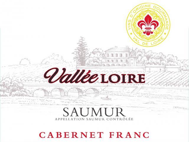 Saumur Rouge Vallee Loire