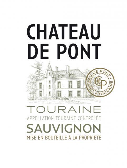 Touraine Sauvignon Blanc Chateau de Pont