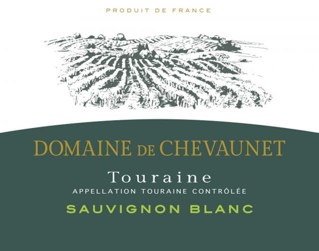 Touraine Sauvignon Blanc Domaine de Chevaunet