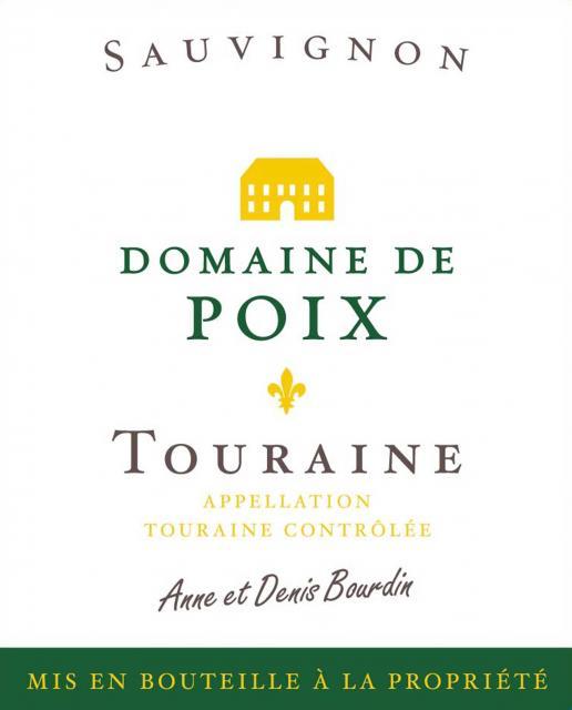 Touraine Sauvignon Blanc Domaine de Poix