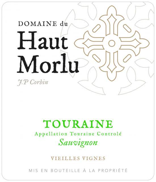 Touraine Sauvignon Blanc Domaine du Haut Morlu VV