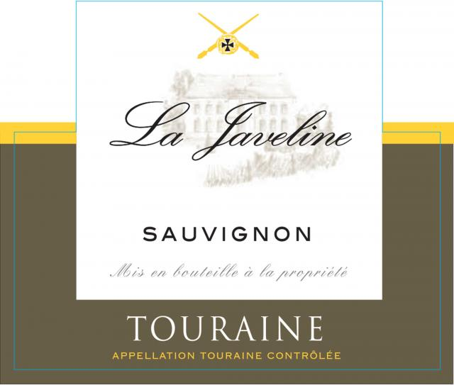 Touraine Sauvignon Blanc La Javeline