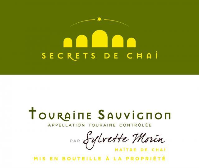 Touraine Sauvignon Blanc Secrets de Chai