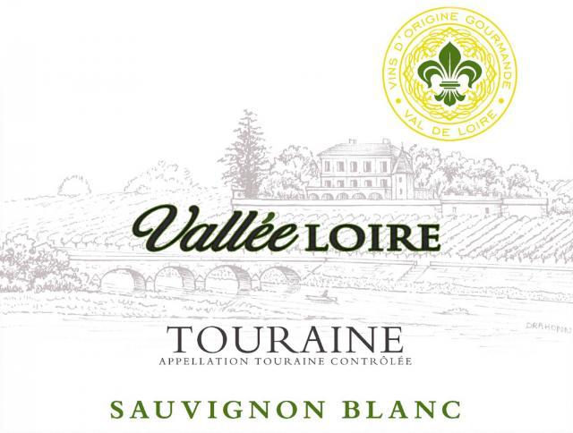Touraine Sauvignon Blanc Vallee Loire