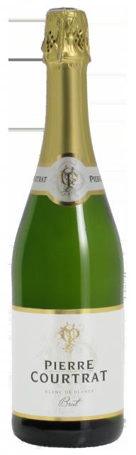 Vin Mousseux de Qualité Brut
