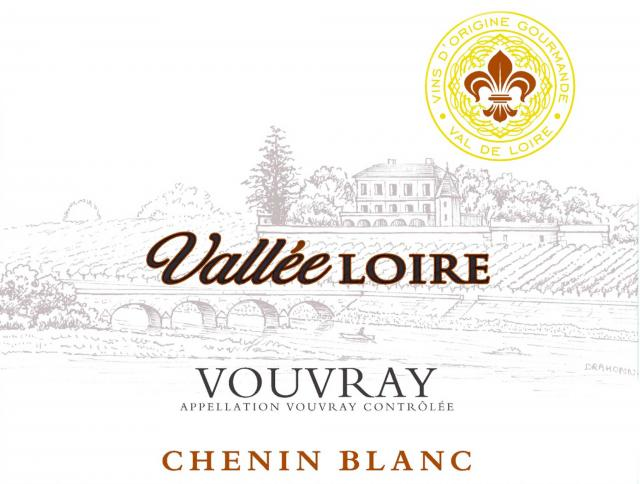 Vouvray Blanc Vallee Loire