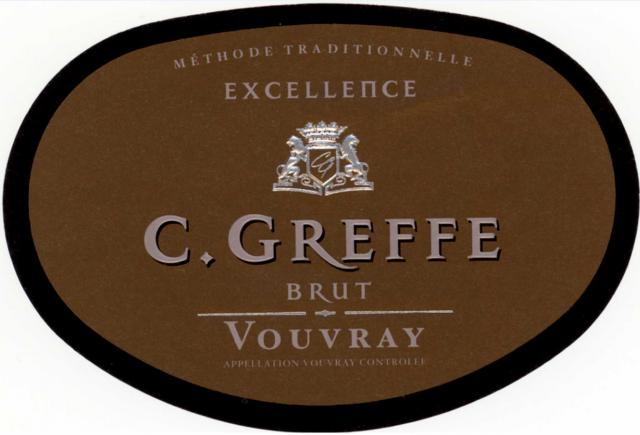 Vouvray Brut Blanc Excellence C Greffe