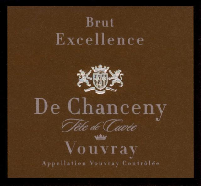 Vouvray Brut Excellence De Chanceny Millesime